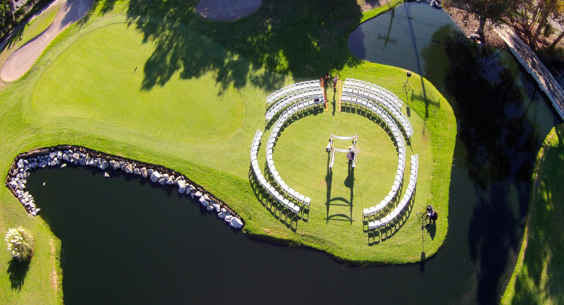 Huntington Beach, CA Wedding Venue | Meadowlark Golf Course